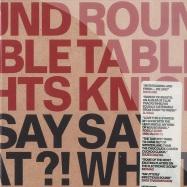 SAY SAY WHAT! (CD)