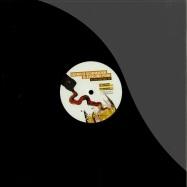 Front View : Danilo Schneider & Eveline Fink - NUMANTHIA EP (VINYL ONLY) - Enough! Music / Enough004