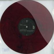 Front View : Tunnel - ENTER EP (COLOURED MARBLED VINYL) - Etichetta Nera Ltd / ENLTD005