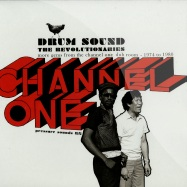 DRUM SOUND - MORE GEMS FROM CHANNEL ONE 1974-80 (2X12 LP)