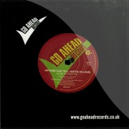 ANYONE CAN TELL (WE RE IN LOVE) (7 INCH)