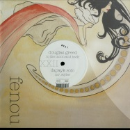 Front View : Douglas Greed & Dapayk Solo - TO THE MOON AND BACK WITH MR. STYLES (LTD 10 INCH) - Fenou / Fenou22