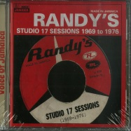 RANDY S STUDIO 17 SESSIONS(1969-76) (CD)