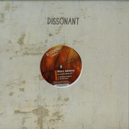 Front View : Marc Antona - UNRESTRICTED EP - Dissonant / DS031