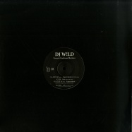 Front View : DJ W!ld - UNRELEASED REMIXES - The W-Label / W18
