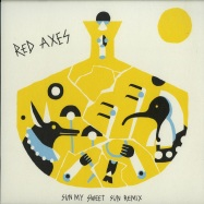 Front View : Red Axes - SUN MY SWEET SUN REMIX - Permanent Vacation / PERMVAC161-1