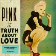 Front View : P!nk - THE TRUTH ABOUT LOVE (LTD MINT GREEN 2LP) - Sony Music / 88985497951