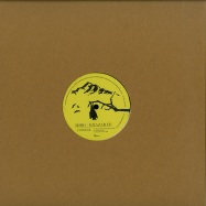 Front View : MSRG - KHAZAR EP - Between Places / BP004