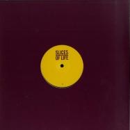 Front View : The Mole / Baaz / Dana Ruh / John Tejada - SLICES OF LIFE 10.1 (VIOLETT COVER) - Slices of Life / SOL10.1
