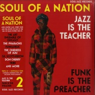 Front View : Various Artists - SOUL OF A NATION 2 (1969 - 1975 (180G 3LP + MP3) - Soul Jazz / 170691