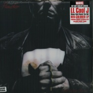 Front View : LL Cool J - MAMA SAID KNOCK YOU OUT (LTD RED LP, MARVEL HOLO-COVER) - Universal / 6790840