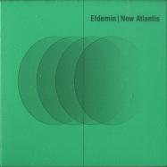 Front View : Efdemin - NEW ATLANTIS (CD) - Ostgut Ton / Ostgut CD 45