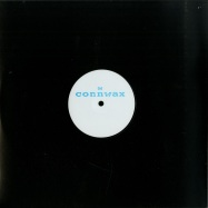 Front View : Pacou / X319 / Anja Zaube - CONNWAX 06 (VINYL ONLY) - Connwax / connwax06