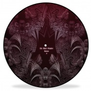 Front View : The Black Chamber - BLACKOUT PART TWO (ONE SIDED PICTURE DISC) - Konsequent / KSQ060-2