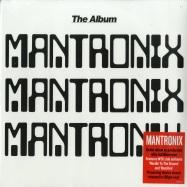 Front View : Mantronix - THE ALBUM (LP) - Demon / DEMREC364