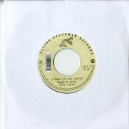 Front View : Chains - BLACK & BLUES (7 INCH) - Ace Records / bgps 062