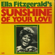 Front View : Ella Fitzgerald - SUNSHINE OF YOUR LOVE (LP) - MPS-Music / 0209874MSW