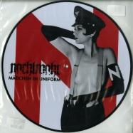 Front View : Nachtmahr - MAEDCHEN IN UNIFORM (LTD PICTURE DISC) - Trisol Music Group / TRI 660