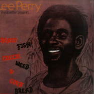 Front View : Lee Perry - ROAST FISH COLLIE WEED & CORN BREAD (LP) - VP / VPRL1000