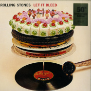 Front View : The Rolling Stones - LET IT BLEED - 50TH ANNIVERSARY (180G LP + MP3) - Universal / 7185841