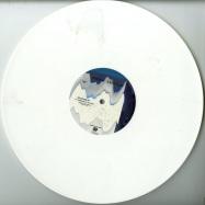 Front View : Esox Lucius - SOLITUDE EP (WHITE VINYL) - Mirror Trax / MIRRORTRAX004