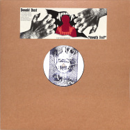 Front View : Donald Dust - MOUTH FEEL EP - Whyte Numbers / WHYTENUMBERS007