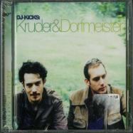 Front View : Kruder & Dorfmeister - DJ-KICKS (CD) - !K7 / K7046CD / 05105102