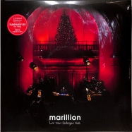 Front View : Marillion - LIVE FROM CADOGAN HALL (LTD RED 180G 4LP) - Earmusic / 0215190EMU