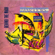 Front View : The Warriors - BEHIND THE MASK (LP) - Expansion  / EXLPM34