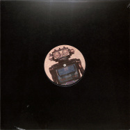 Front View : Paul Birken - TRANSCENDING LOCALITY EP - Mord / MORD072