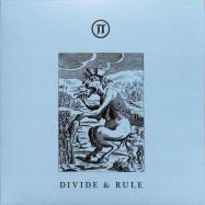 Front View : Various Artists - DIVIDE & RULE (VINYL 2) - Pi Electronics / PEVA03PT2
