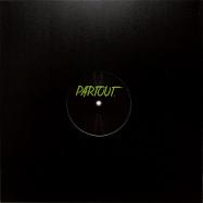 Front View : Corp - FATAL DEEP SPACE JOURNEY EP - Partout / PARTOUT7.03