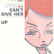 Front View : 2nd Hand_Wess Jay Project - CANT GIVE HER UP - Zeitgeist
