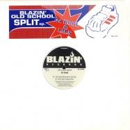 Front View : DJ Kool - OLD SCHOOL SPLIT EP - Blazin / blr014