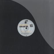 Front View : Patrick Siech - CRUDE EP - Drumcode / DC72