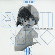Front View : Benedetti & Bianco - JORGE DREXLER REMIXES (WHITE VINYL) - Dilek Records / dlk010