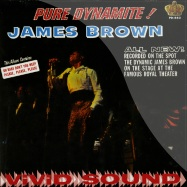 Front View : James Brown - PURE DYNAMIT (LP) - Polydor / pd883