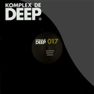 Front View : Ian O Donovan - REDEMPTION EP - Komplex De Deep / KDD017