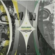 Front View : Jules & Moss - NEXT STATION EP ( INCL ALEJANDRO VIVANCO & GIUSEPPE CENNAMO RMXS) - Jett Records / Jett008