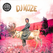 Front View : DJ Koze - AMYGDALA (LTD 2X12 LP + MP3 + 7 lNCH) - Pampa Records / PAMPALP007