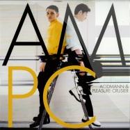 Front View : A.M.P.C (Acidmann & Pleasure Cruiser) - LOOK INTO THE SKY - Underground Pop / UP003
