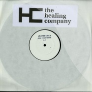 Front View : Victor Shan - HOW YOU WANT IT - The Healing Company / thc03