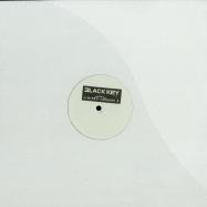 Front View : Pawas - LIMITED VOLUME 2 (VINYL ONLY) - Black Key LTD / BKLTD 002