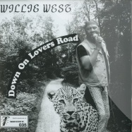DOWN ON LOVERS ROAD (7 INCH)