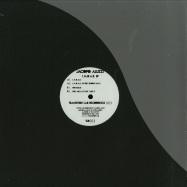 Front View : Jacopo Aluzzi - I.M.D.A.B EP (PATRICK SKOOG REMIX) - Transition Lab Recordings / TLR003