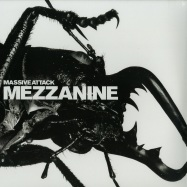 Front View : Massive Attack - MEZZANINE (180G 2X12 LP) - Virgin / 3754043