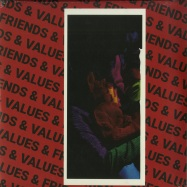 Front View : Various Artists - FRIENDS & VALUES (2X12 INCH) - White / White028