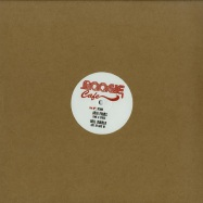 Front View : Various Artists - BIONIC LOVER - Boogie Cafe / BC009