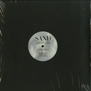 Front View : Swedish Naan Boys (Jesper Dahlback / Nima Khak) - PORTAL OF SALVATION (180G VINYL) - Sand / SAND006