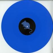 Front View : Cirez D - THE ACCUSER (BLUE VINYL) - Mouseville / Mouse023